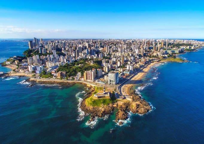 Salvador, Bahia (Brazil)