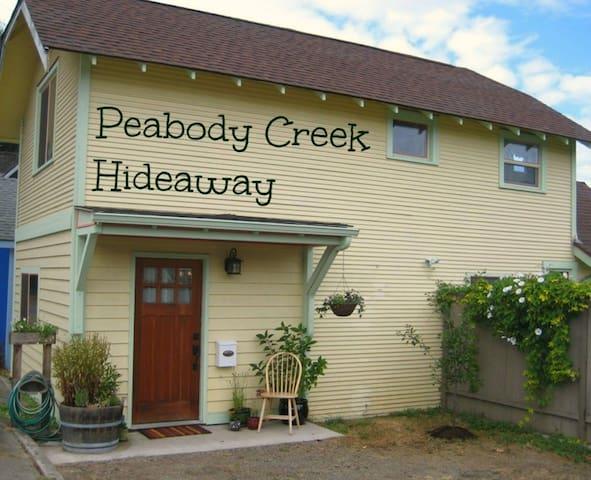 Peabody Creek Hideaway