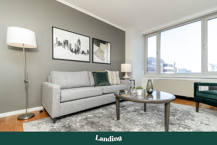 Landing | Modern Apartment with Amazing Amenities (ID36568)