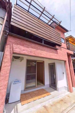 柏林阁(近京都站,JR丹波口) - Nakagyō-ku, Kyōto-shi - 別荘