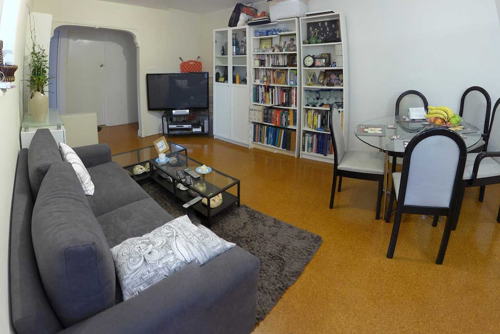 Living Room - view 02