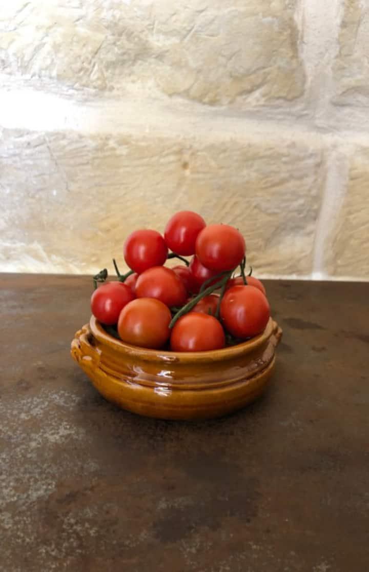 Pomodorini dell'orto