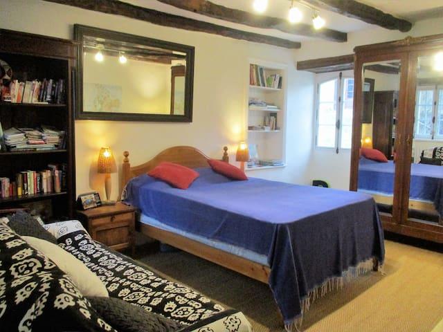 2e chambre avec couchage 140