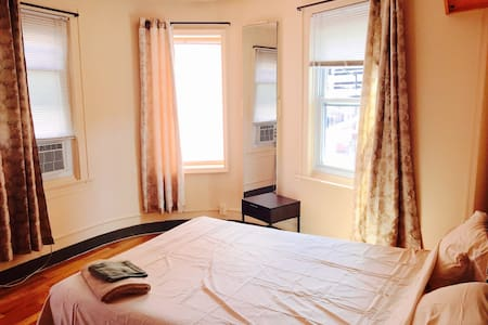 Private Room next to Grove Path - Jersey City