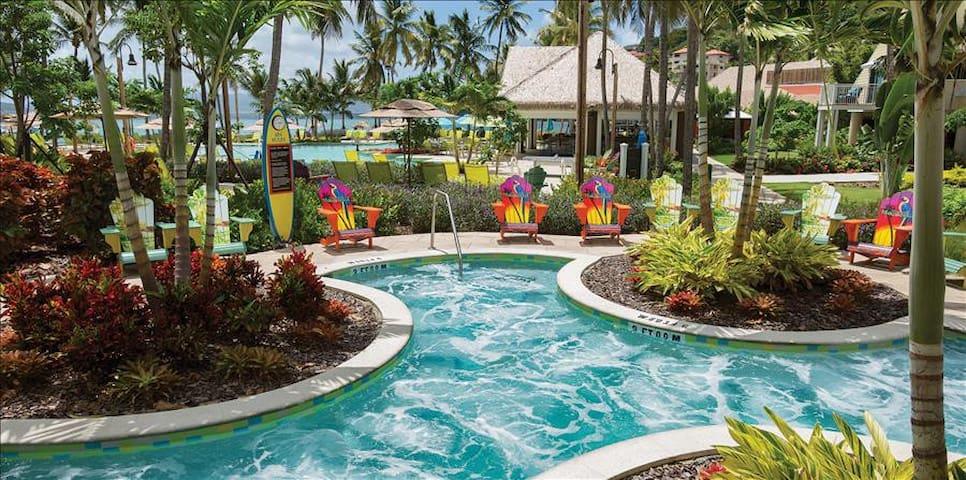 Resort St. Thomas 1 Bedroom 1 Bath - Saint Thomas - Apartment