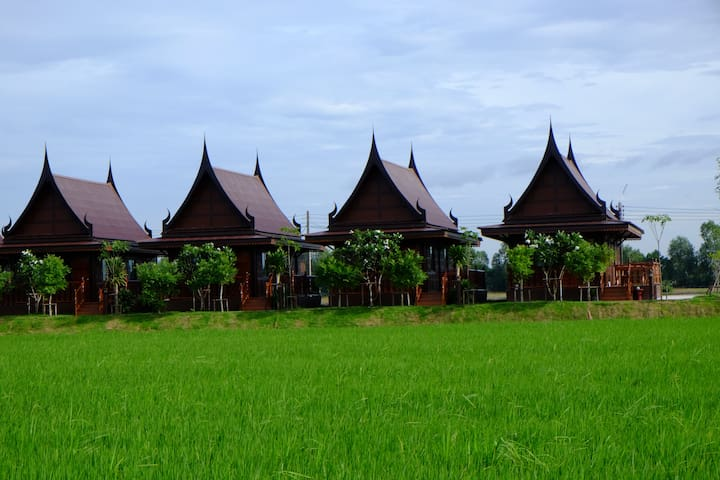 1 bed room - Tambon Bua Pak Tha - House