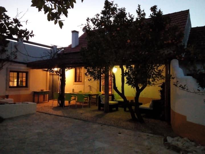 Quinta Laranja - ´Casa da Varanda`