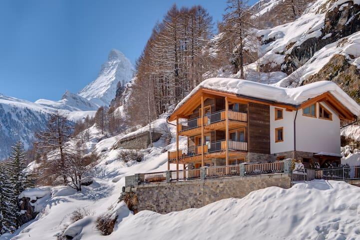 Mountain Exposure Zermatt - Chalet Gemini