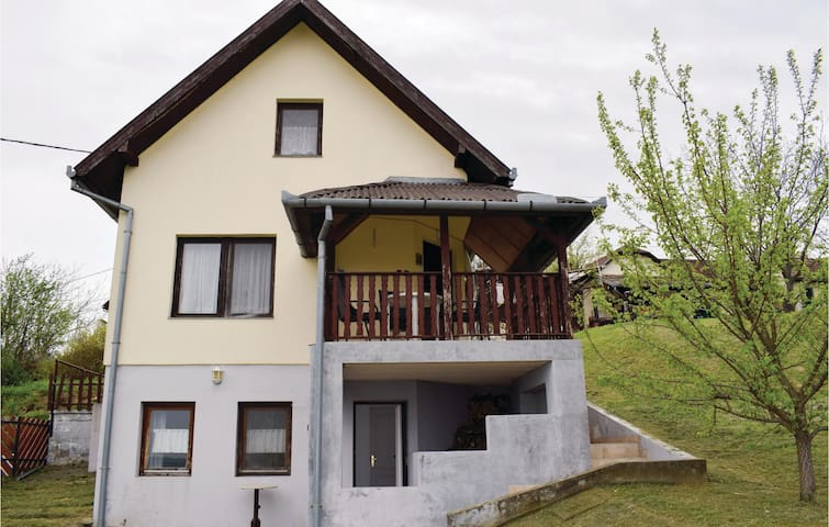 Holiday cottage with 3 bedrooms on 90m² in Tamási