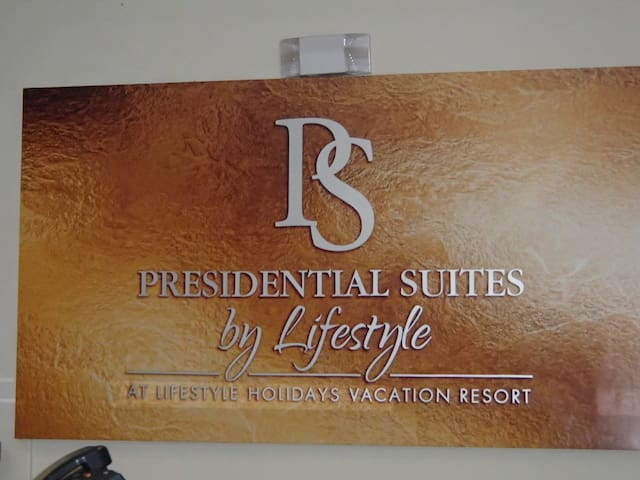 2 Bedroom Presidential Suite