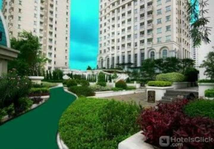 Skyline 2BR  Apartment near Senayan
