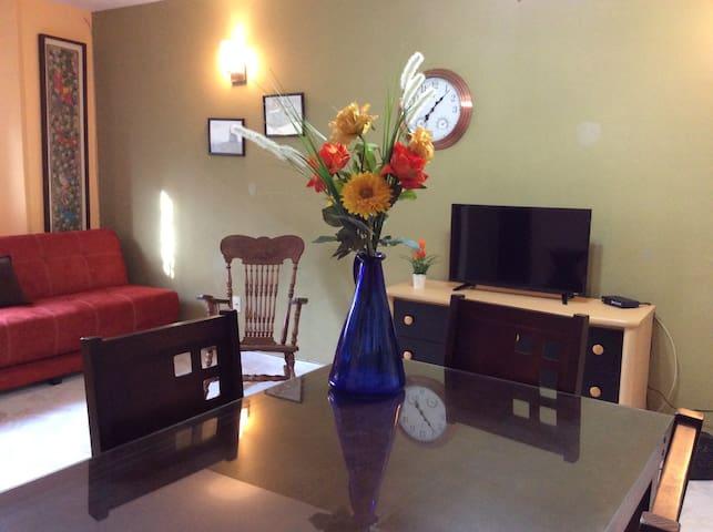 Lovely ground floor apartment. - Mazatlán - Wohnung