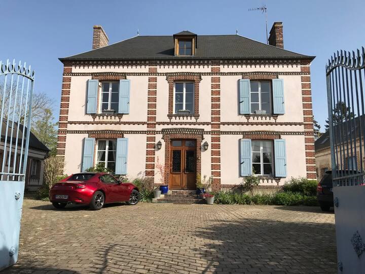 Verneuil-sur-Avre Chambre cosy ac cuisine aménagée
