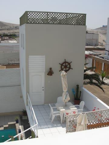 Mini duplex, Miramar Punta Hermosa