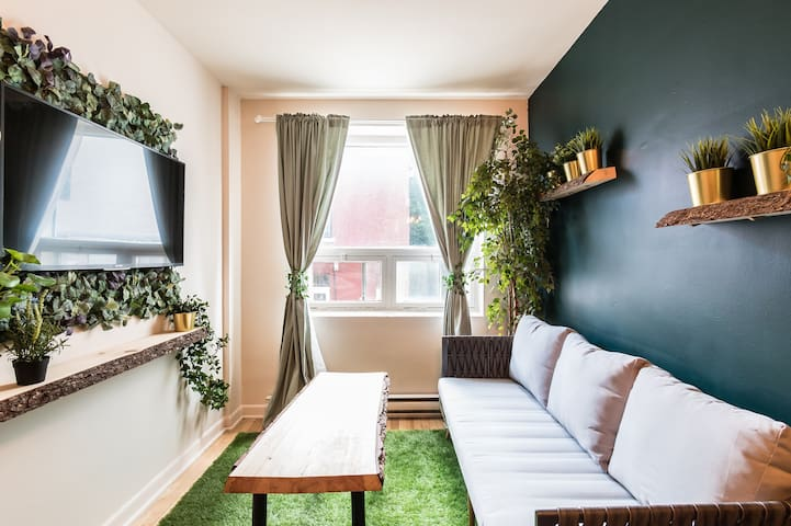 Cozy Appartement in Downtown Montreal