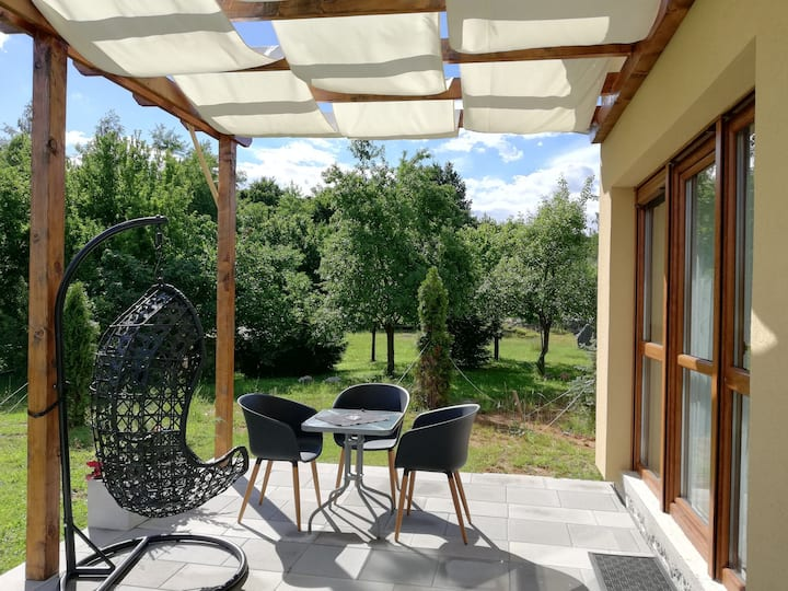 Holiday home with garden close to Plitvice Lakes