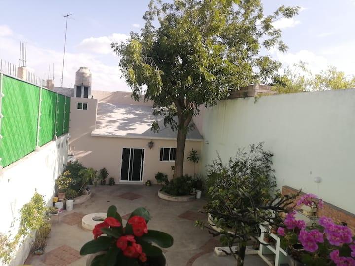 Lujoso y confortable loft en San Luis Potosí.