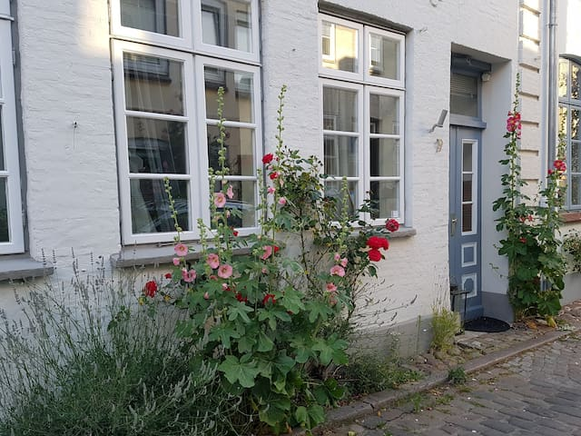 Charmantes Stadthaus