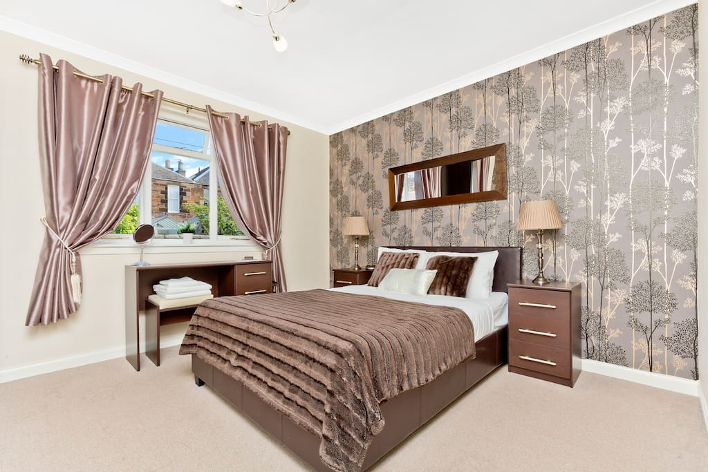 Bedroom 1 - Comfortable and spacious bedrooms