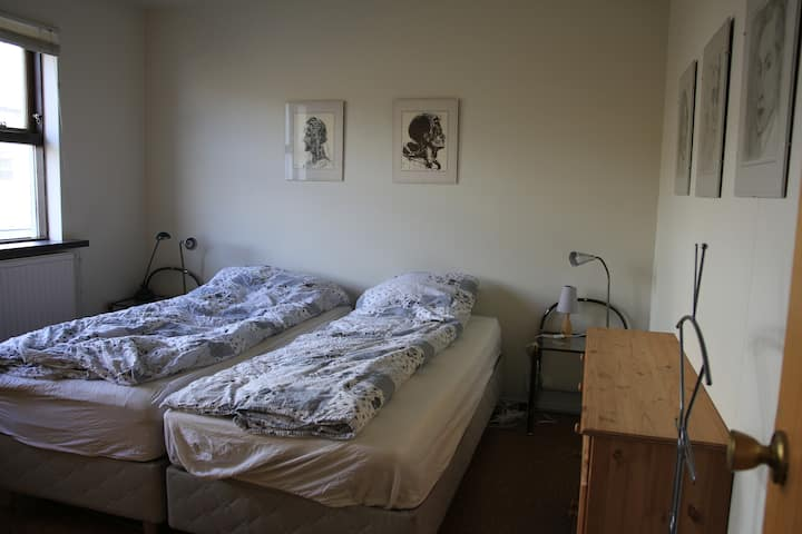 1-bedroom apartment in Súðavík fishing village