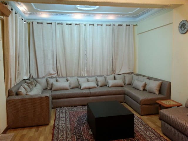 Fully furnished in Nasr City - Nasr city - Departamento