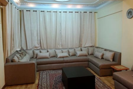 Fully furnished in Nasr City - Nasr city - Lägenhet