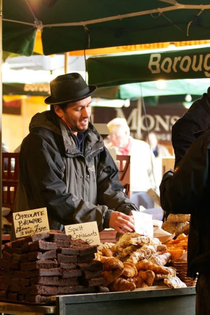 Famous Borough Market