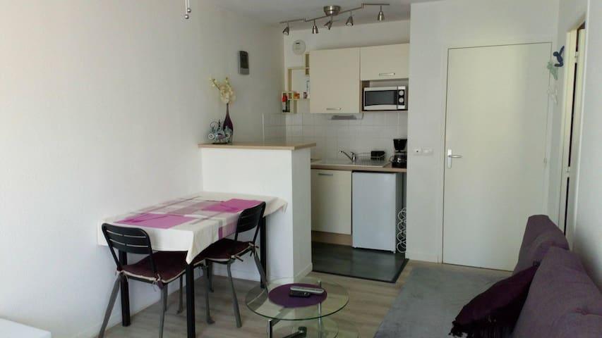 Appartement dans Résidence à proximité d'Honfleur