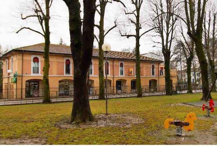Sant'Agostino's Home