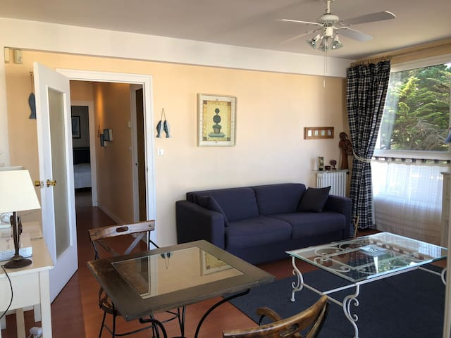 La Baule : appartement face au Port du Pouliguen