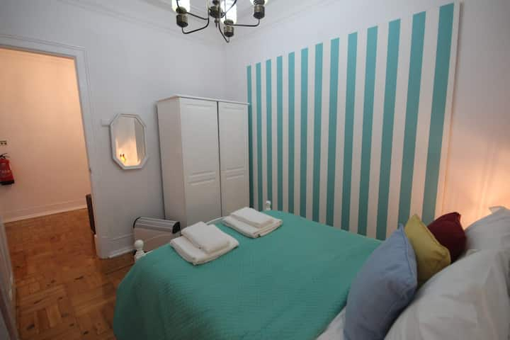 Lisbon, Marques de Pombal amazing Double room 2