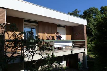 Bungalow-Atmosphäre im 70er Jahre Stil - Speyer - Hus
