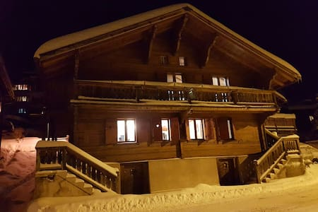 Charmant appartement - Leysin