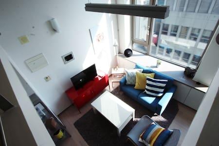 30s Gangnam Stn Duplex Studio - 서울특별시 - Apartamento