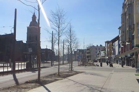 Multicultural Antwerp neighbourhood - Antwerpia
