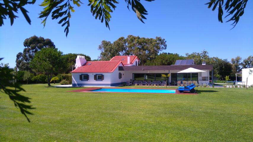 The Lisbon Country House - Alecrim - Exclusive! - Sto Isidro de Pegoes - Villa