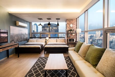 Fantastic view & Location in Gangnam - Seocho-gu