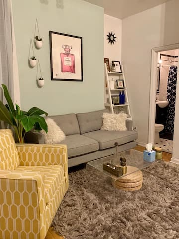 Cozy 2 bedroom apartment in lively neighborhood