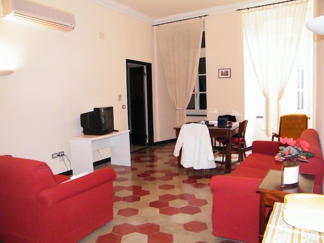 Appartamenti in palazzo d'epoca - Varese Ligure - Apartment