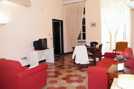 Appartamenti in palazzo d'epoca - Varese Ligure