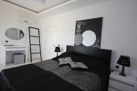 NL, Seven Stars 2 B/R luxury - Alanya
