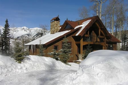 EUREKA! LUXURIOUS  HOME,GREAT LOCATION ,SKI ACCESS - Mountain Village - Maison
