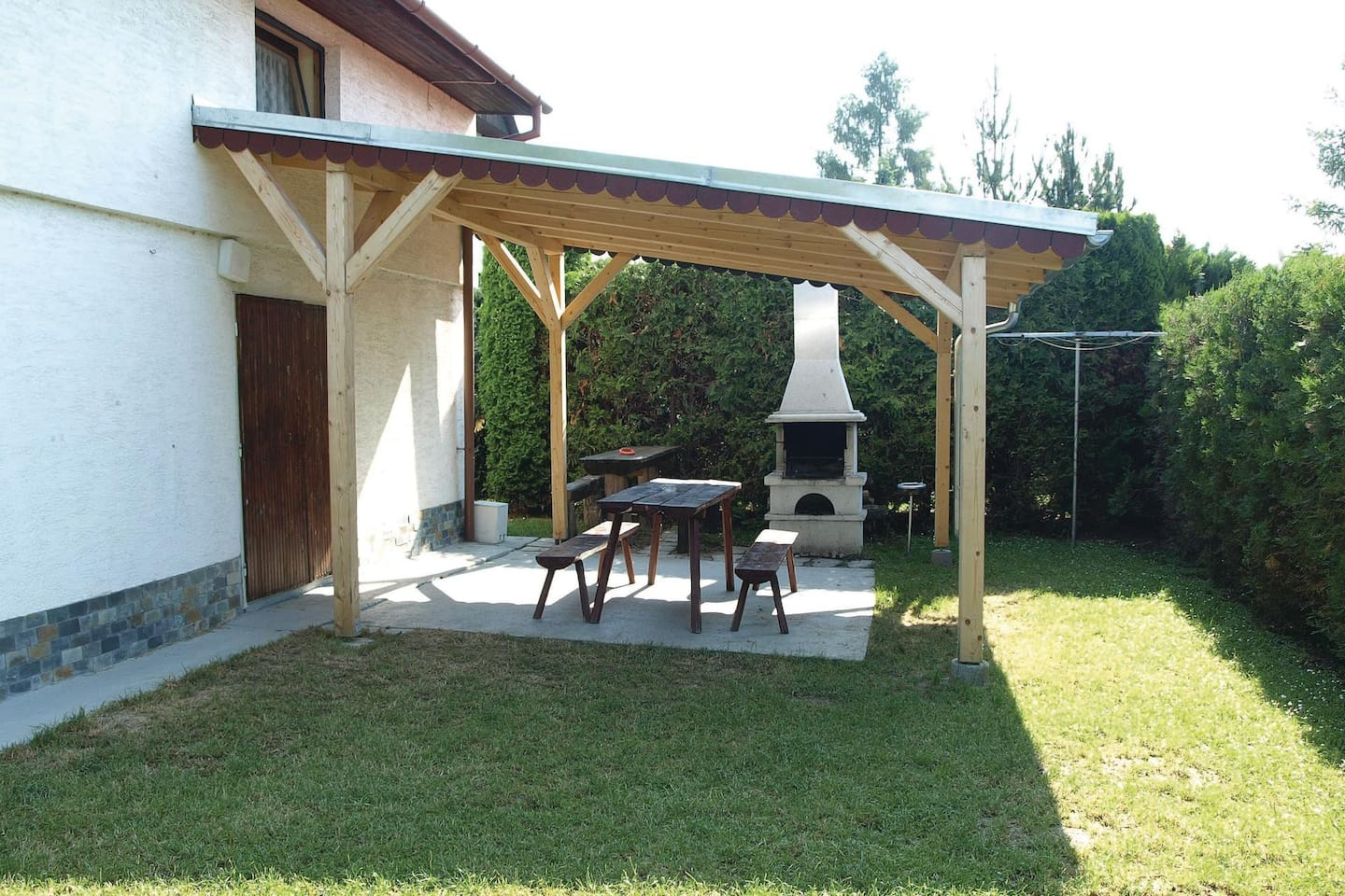 Holiday cottage with 4 bedrooms on 107m² in Nové Mesto nad Vahom