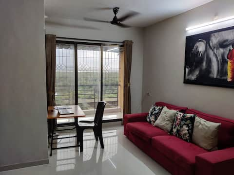 beautiful sea view two bed room fully furnished appartment