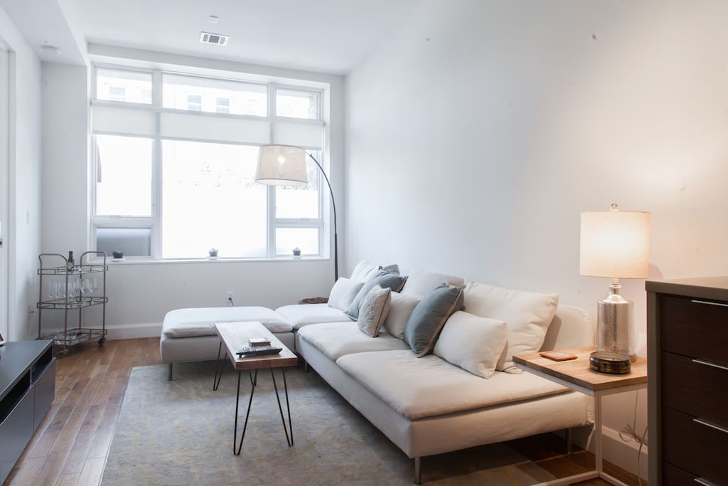Large Modern 1 Bed Apt Williamsburg Apartments For Rent In Brooklyn New York United States