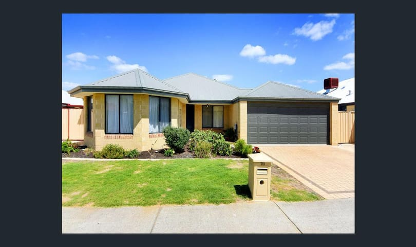 Beautiful house in Bunbury, WA