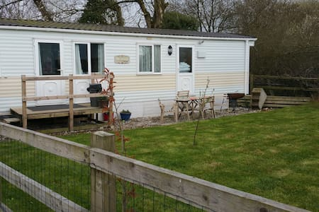 mobile home type cosalt monaco 38ft - Combridge