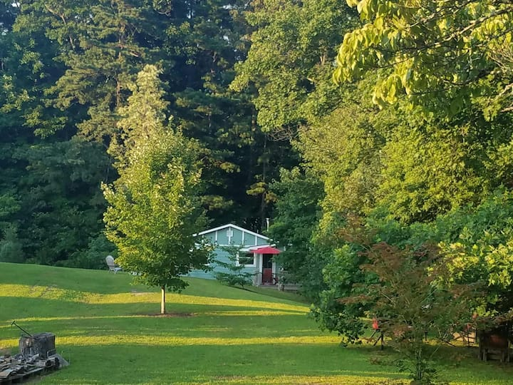 Secluded Treasure by the Woods in Apple Country