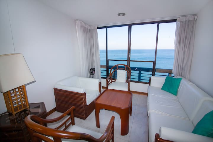 Apartamento frente a playa Rodadero en Santa Marta