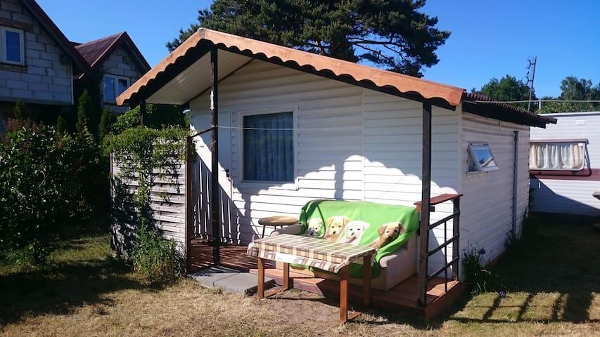 Dom Bursztynek - domki - Junoszyno - บังกะโล